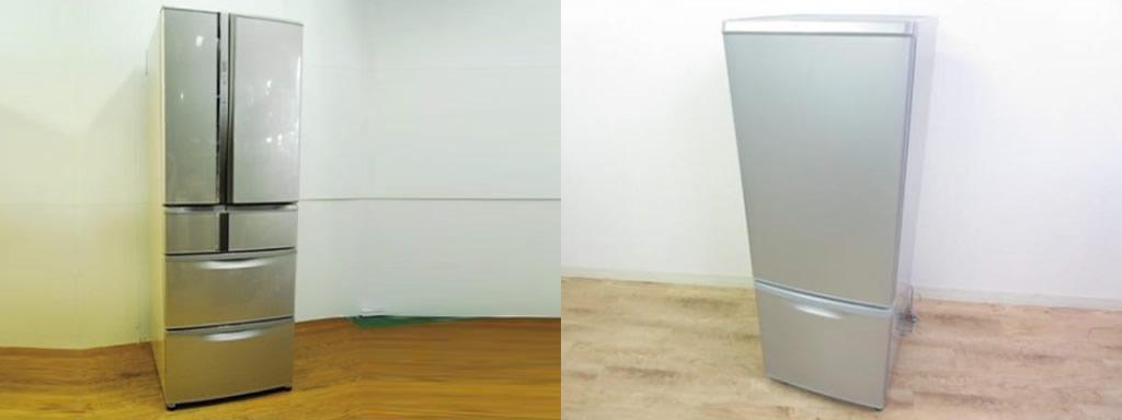 冷蔵庫・冷凍庫のリサイクル買取